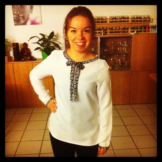 Projet couture de la semaine - Tadam - Les lubies de louise
