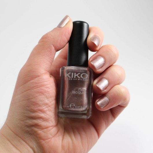 vernis kiko beige 303 - les lubies de louise (3 sur 6)