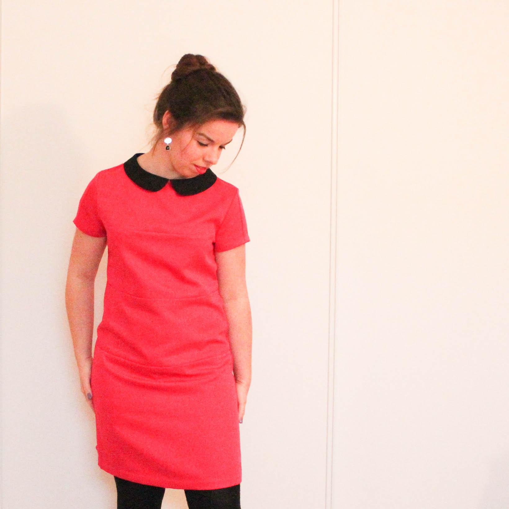 ma petite robe flashy - les lubies de Louise (1 sur 1)