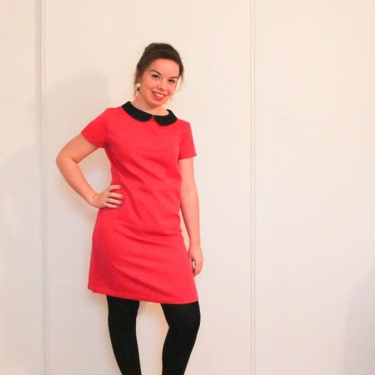 ma petite robe flashy - les lubies de Louise (1 sur 6)