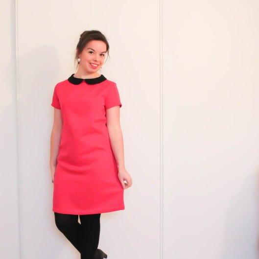ma petite robe flashy - les lubies de Louise (5 sur 6)
