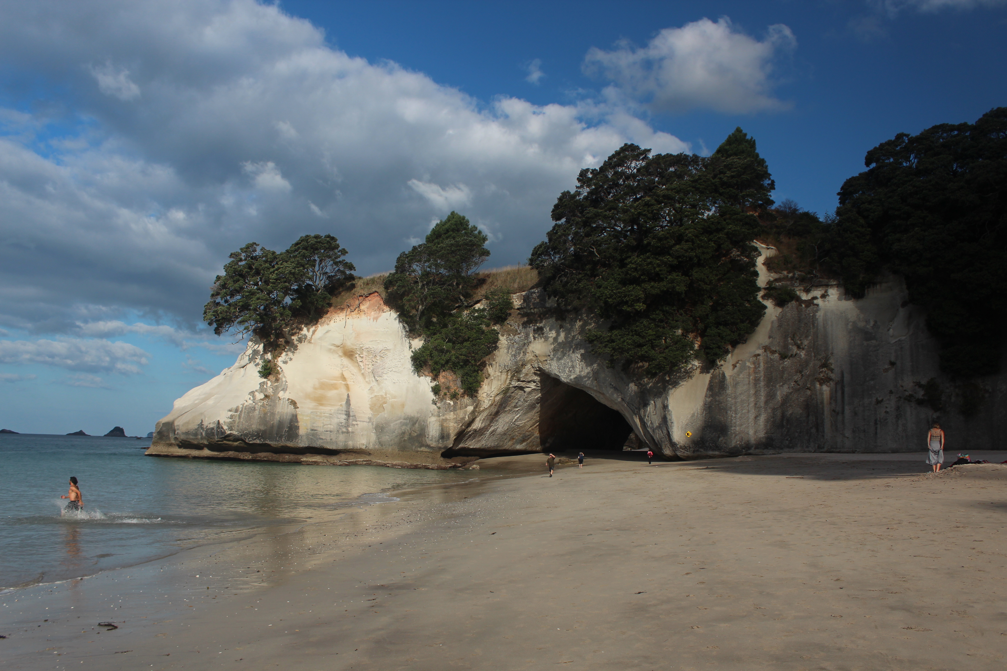 Nouvelle Zélande - Cathedral Cove - Les lubies de Louise (2)