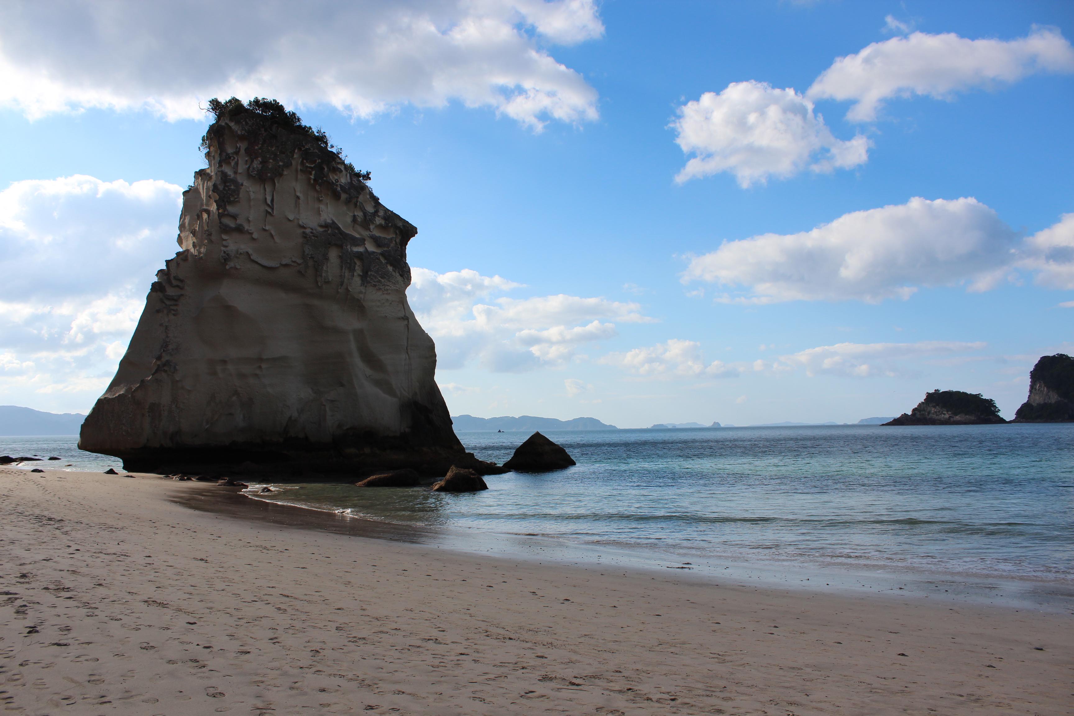 Nouvelle Zélande - Cathedral Cove - Les lubies de Louise (3)
