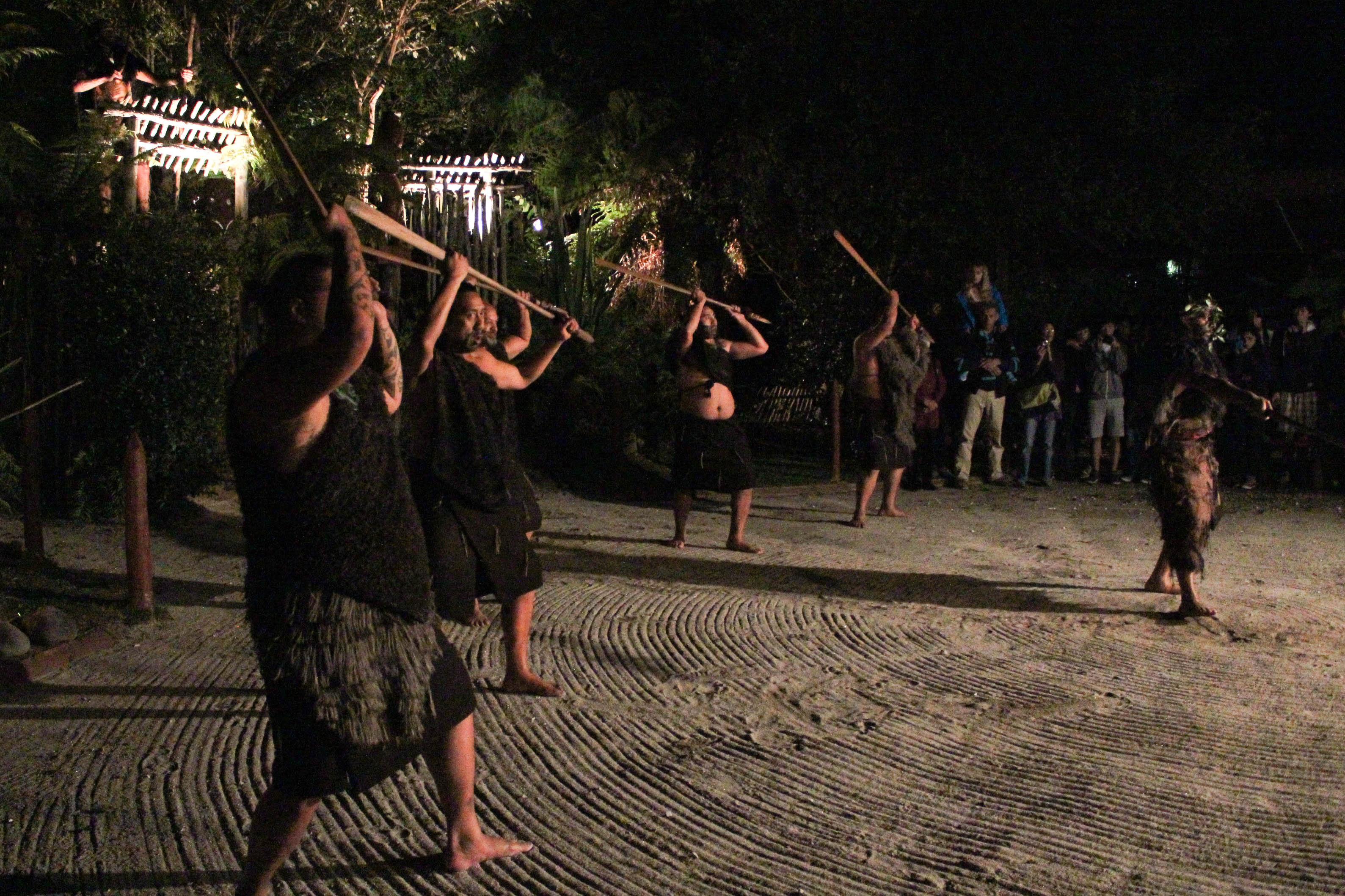 Nouvelle Zélande - Tamaki Village - Maoris - les lubies de Louise (2 sur 9)