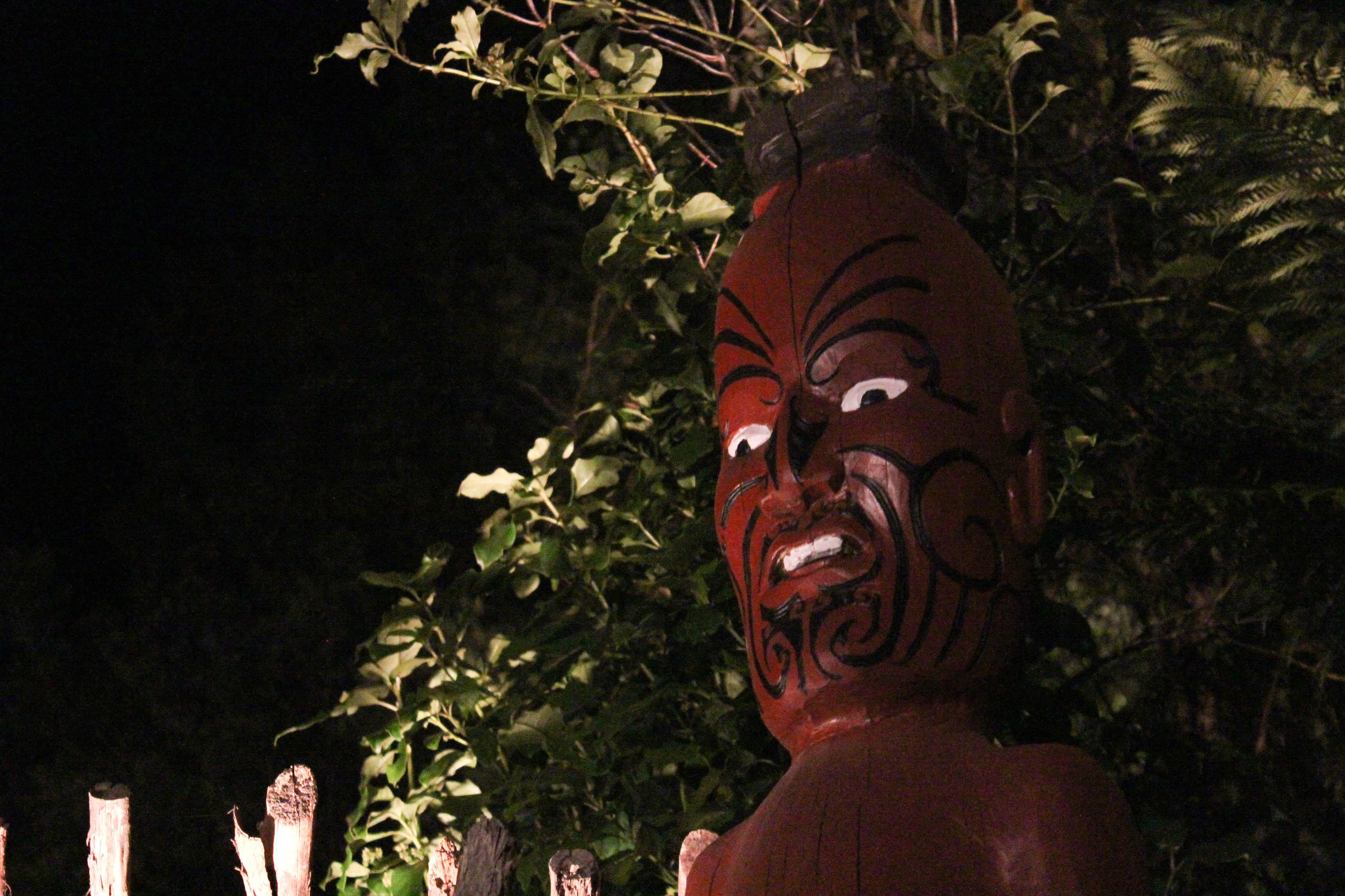 Nouvelle Zélande - Tamaki Village - Maoris - les lubies de Louise (4 sur 9)