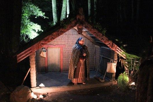 Nouvelle Zélande - Tamaki Village - Maoris - les lubies de Louise (5 sur 9)