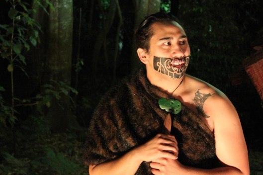 Nouvelle Zélande - Tamaki Village - Maoris - les lubies de Louise (6 sur 9)