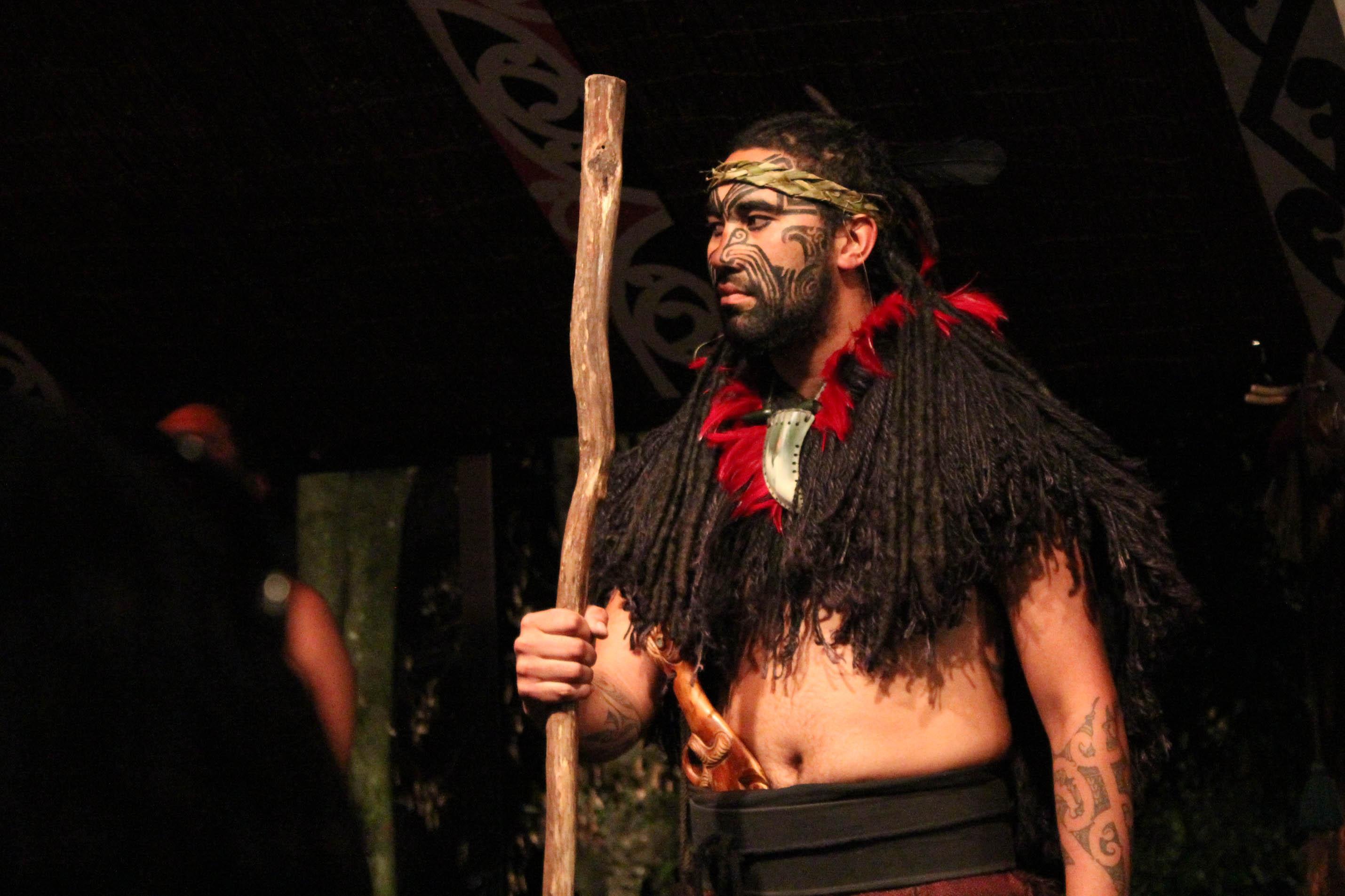 Nouvelle Zélande - Tamaki Village - Maoris - les lubies de Louise (8 sur 9)
