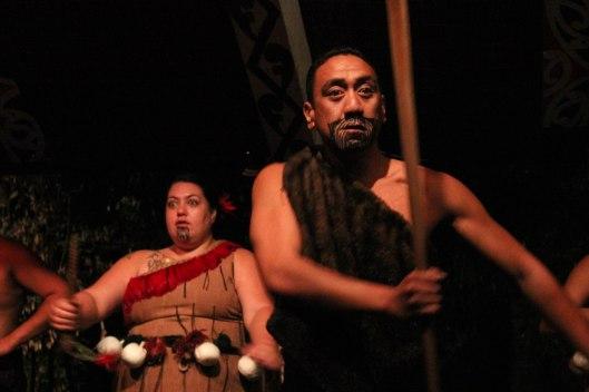 Nouvelle Zélande - Tamaki Village - Maoris - les lubies de Louise (9 sur 9)
