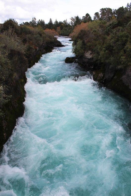 Nouvelle Zélande - Huka falls et lac taupo - Les lubies de louise (1 sur 18)