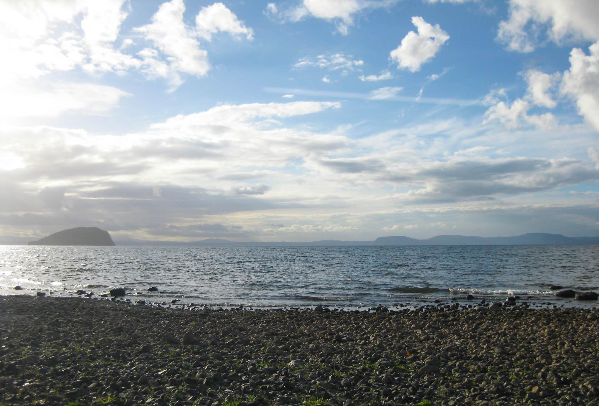 Nouvelle Zélande - Huka falls et lac taupo - Les lubies de louise (14 sur 18)