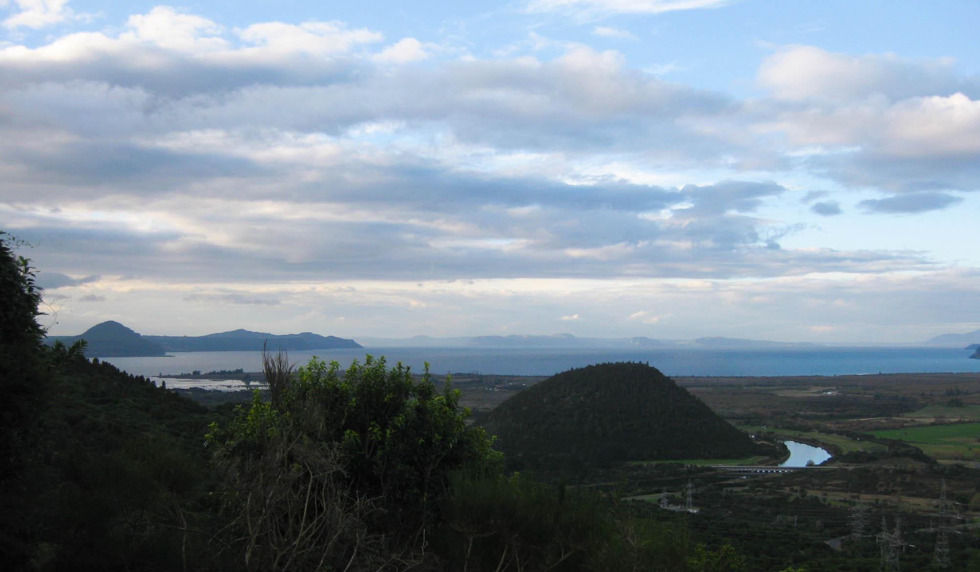 Nouvelle Zélande - Huka falls et lac taupo - Les lubies de louise (16 sur 18)