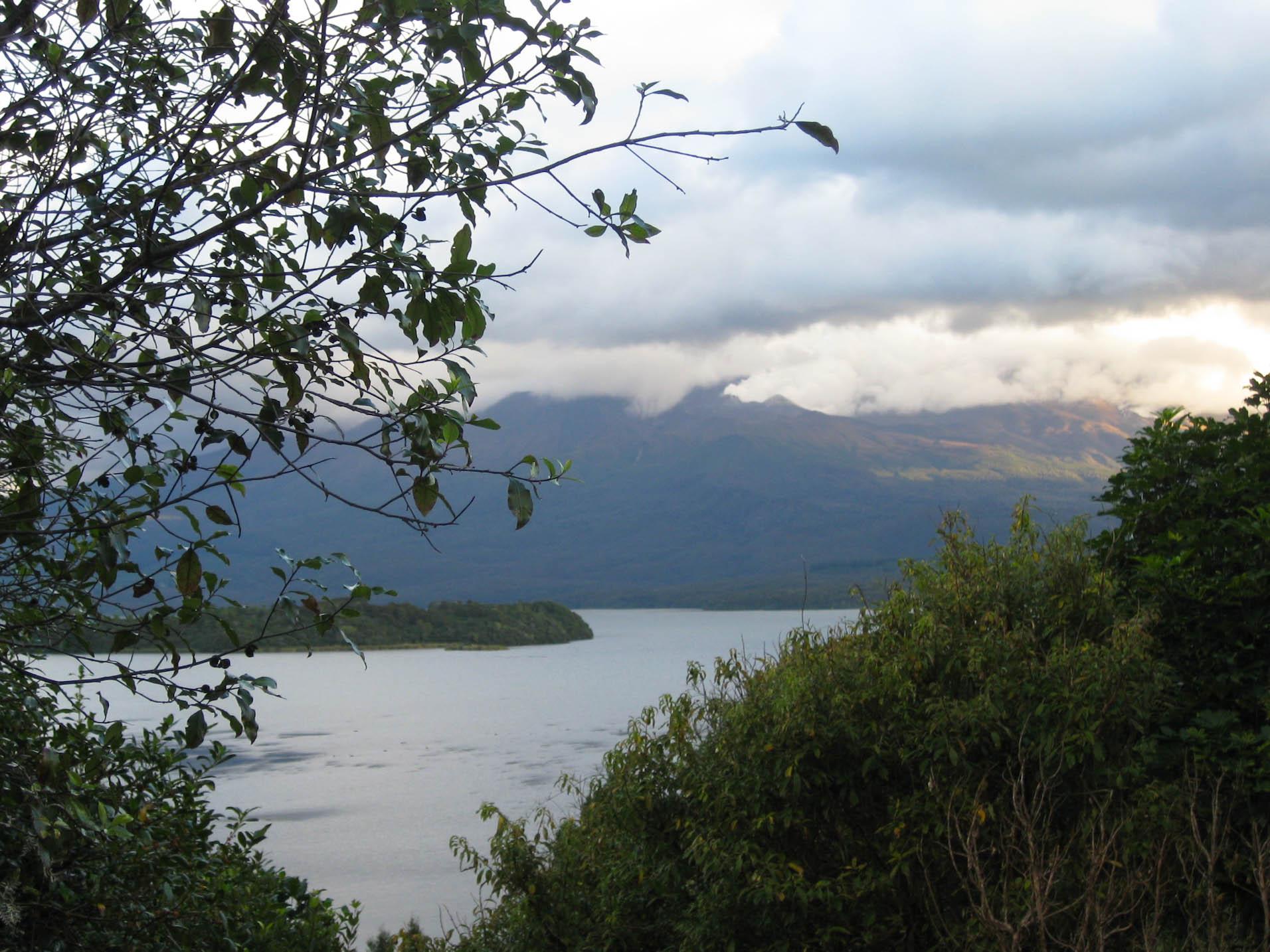 Nouvelle Zélande - Huka falls et lac taupo - Les lubies de louise (17 sur 18)