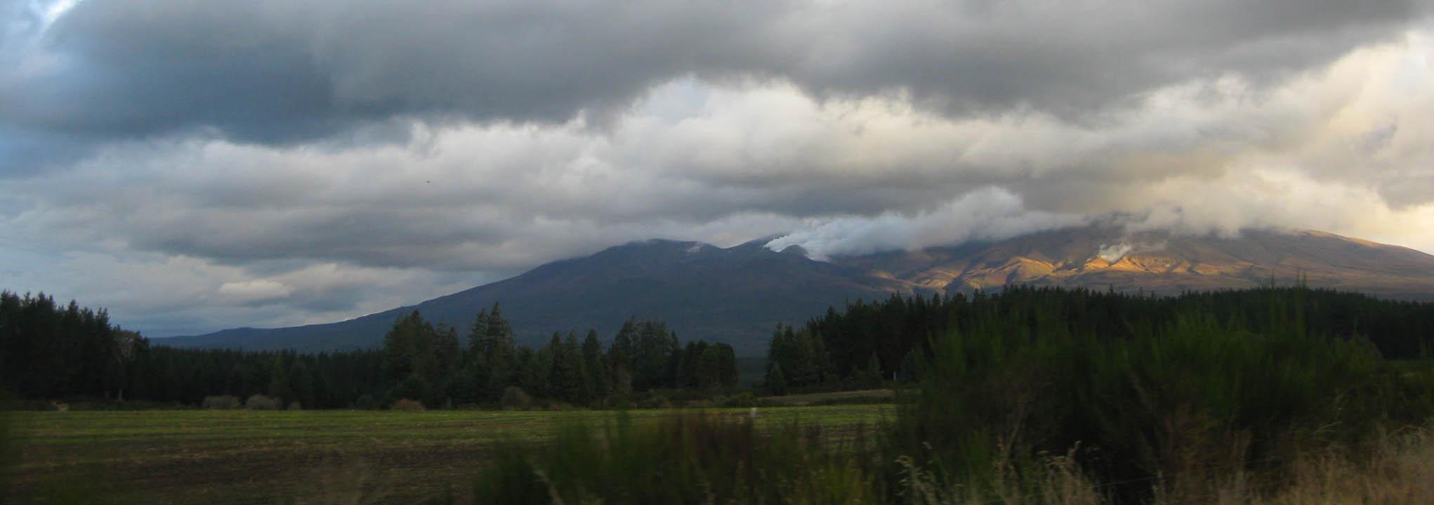 Nouvelle Zélande - Huka falls et lac taupo - Les lubies de louise (18 sur 18)