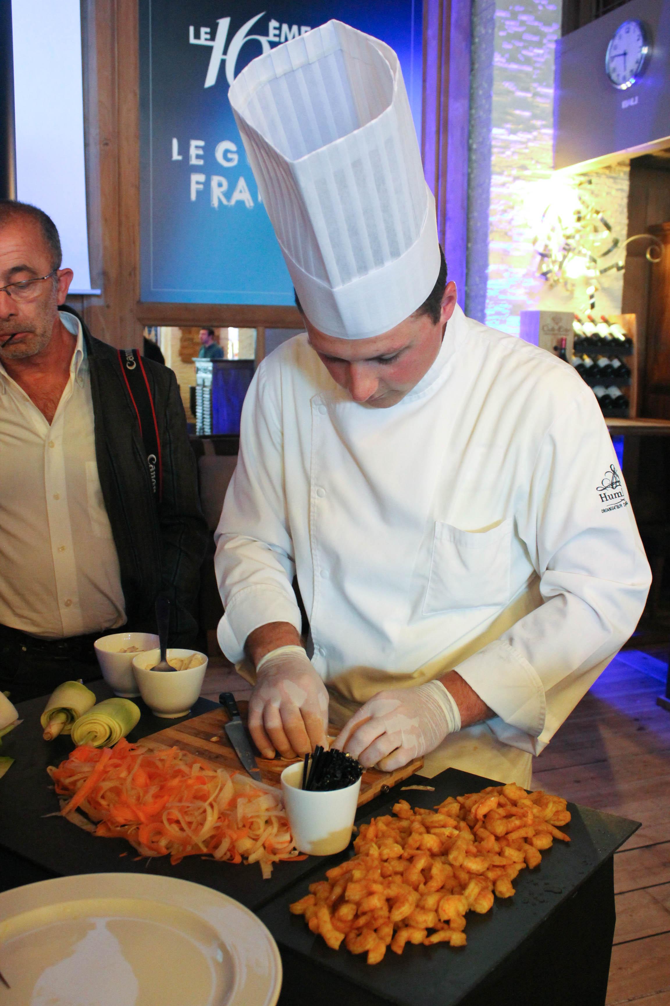 2013-07-04- Soirée gastronomie à la française avec Philipe Etchebest - les lubies de Louise (14 sur 38)