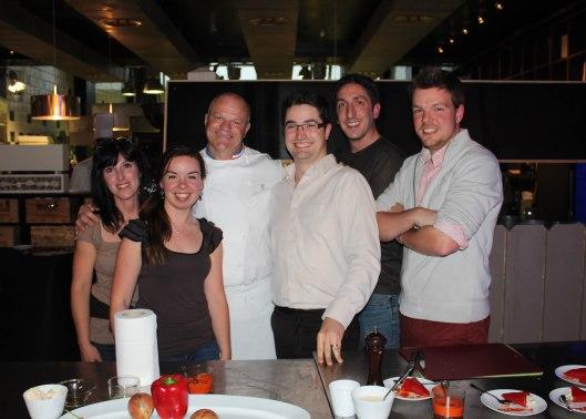 2013-07-04- Soirée gastronomie à la française avec Philipe Etchebest - les lubies de Louise (32 sur 38)