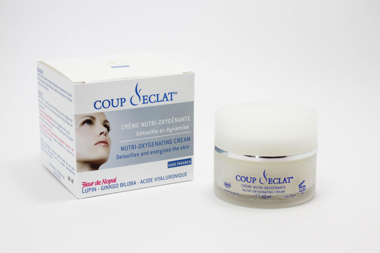 Crème nutri-oxygénante - coup d'éclat - les lubies de Louise (1 sur 3)