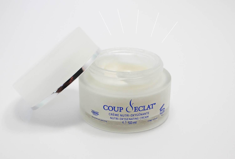 Crème nutri-oxygénante - coup d'éclat - les lubies de Louise (éclats)