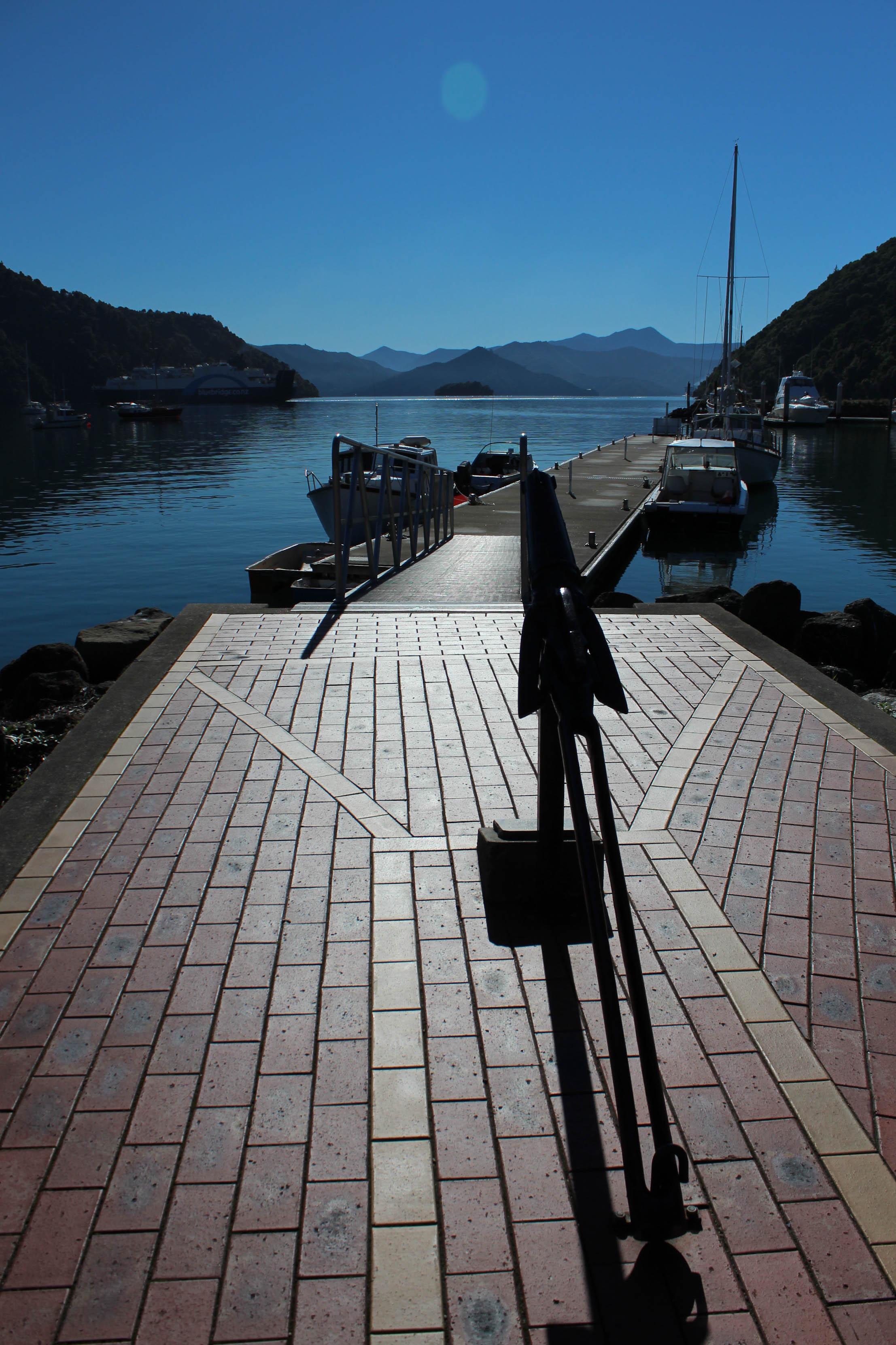 Nouvelle Zélande - Piction vers Nelson - les lubies de Louise (1 sur 19)