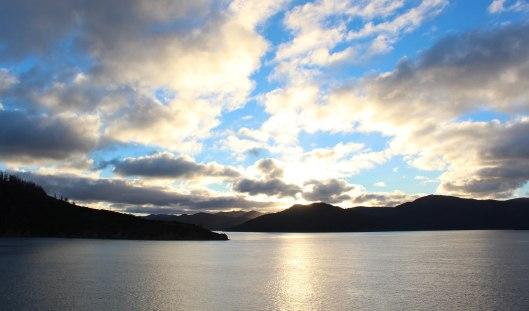 Nouvelle zélande - traversée ferry - les lubies de Louise (3 sur 10)