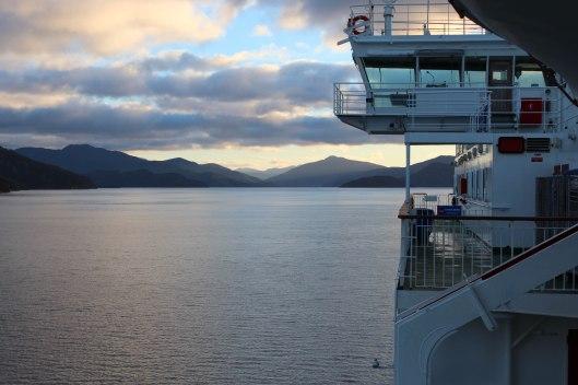 Nouvelle zélande - traversée ferry - les lubies de Louise (4 sur 10)