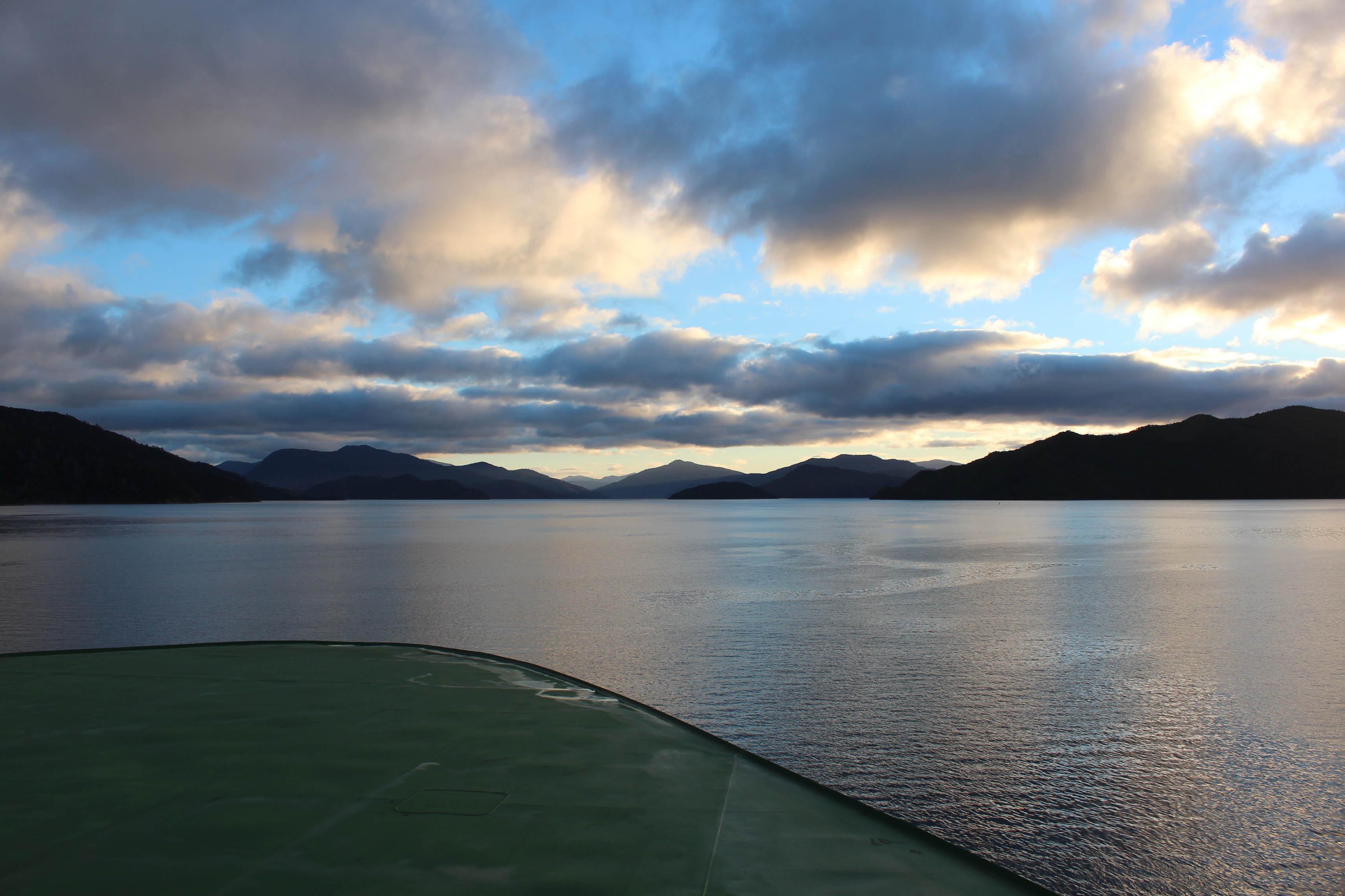 Nouvelle zélande - traversée ferry - les lubies de Louise (5 sur 10)
