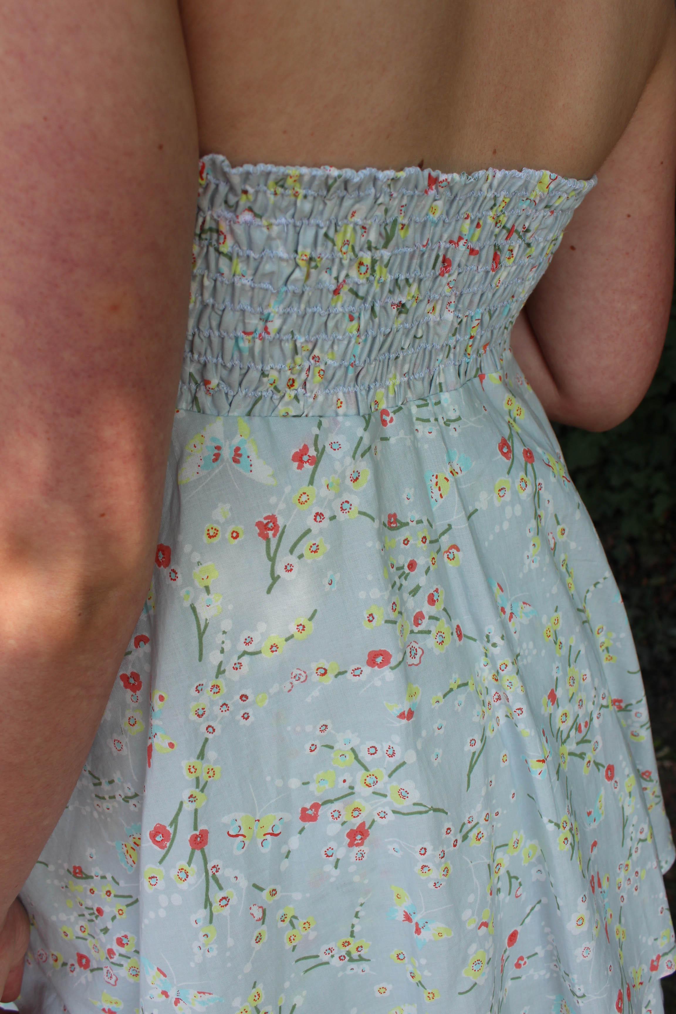 Robe bustier fleurie burda 122 - mai 2013 - les lubies de louise (3 sur 13)