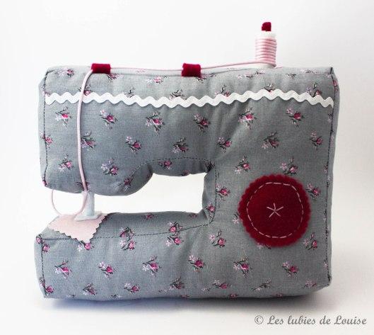 Machine à coudre en tissu - les lubies de Louise (1 sur 2)