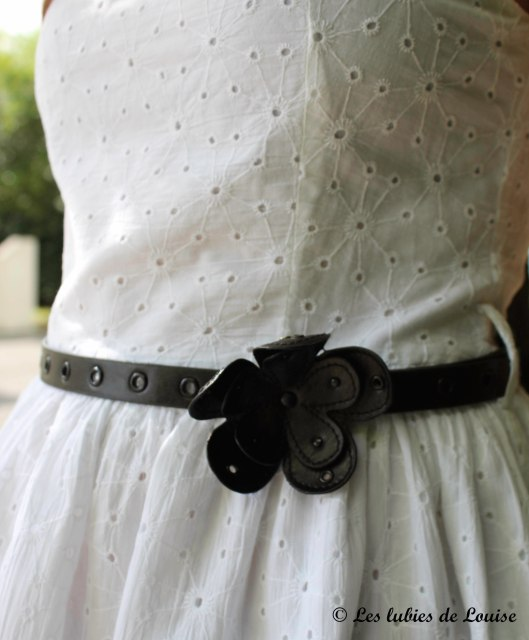 Petite robe broderie anglaise blanche - Les lubies de Louise (11 sur 11)