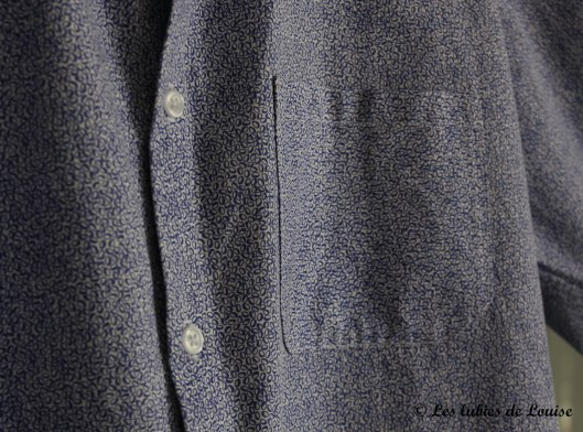 Première chemise d'homme - Les lubies de Louise (2 sur 6)