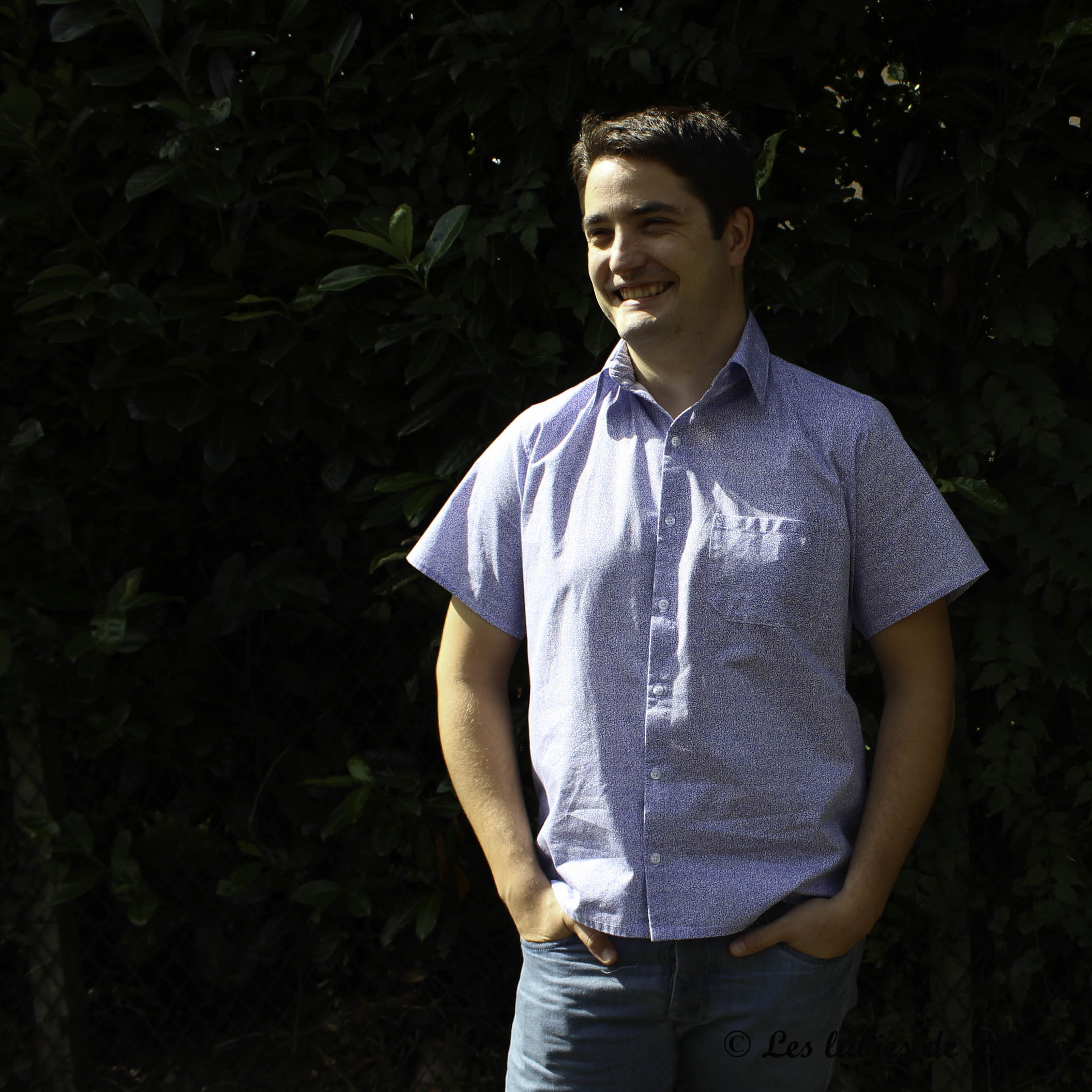 Première chemise d'homme - Les lubies de Louise (5 sur 6)