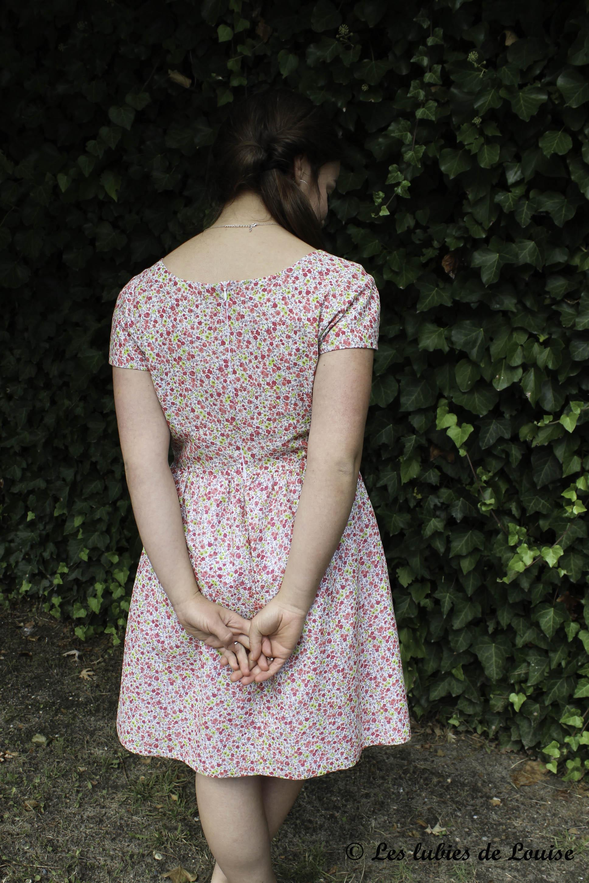 Robe d'anniversaire burda 05-2013 robe 125 - Les lubies de Louise (8 sur 8)