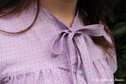 Blouse A2 Tenue chic des robes pour sortir Aoi Koda - Les lubies de Louise (4 sur 9)-2