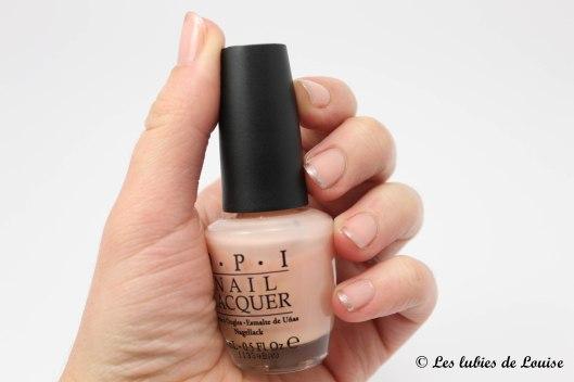 french manucure nude - Les lubies de Louise (1 sur 5)