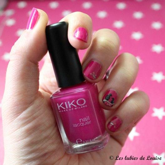 Manucure rose petits oiseaux - Les lubies de Louise (8 sur 9)