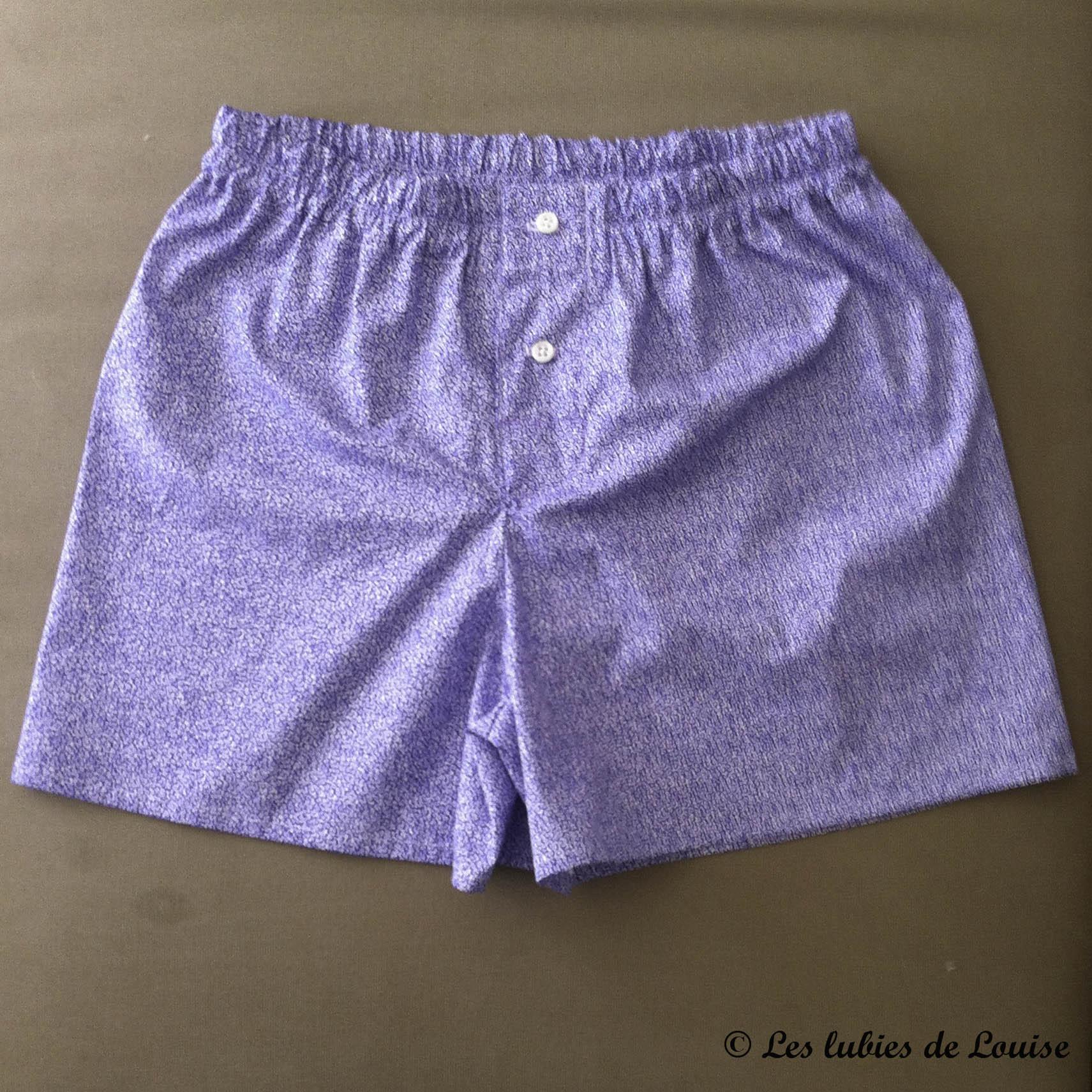modèle caleçon sur mesure couture - Les lubies de Louise (3 sur 4)
