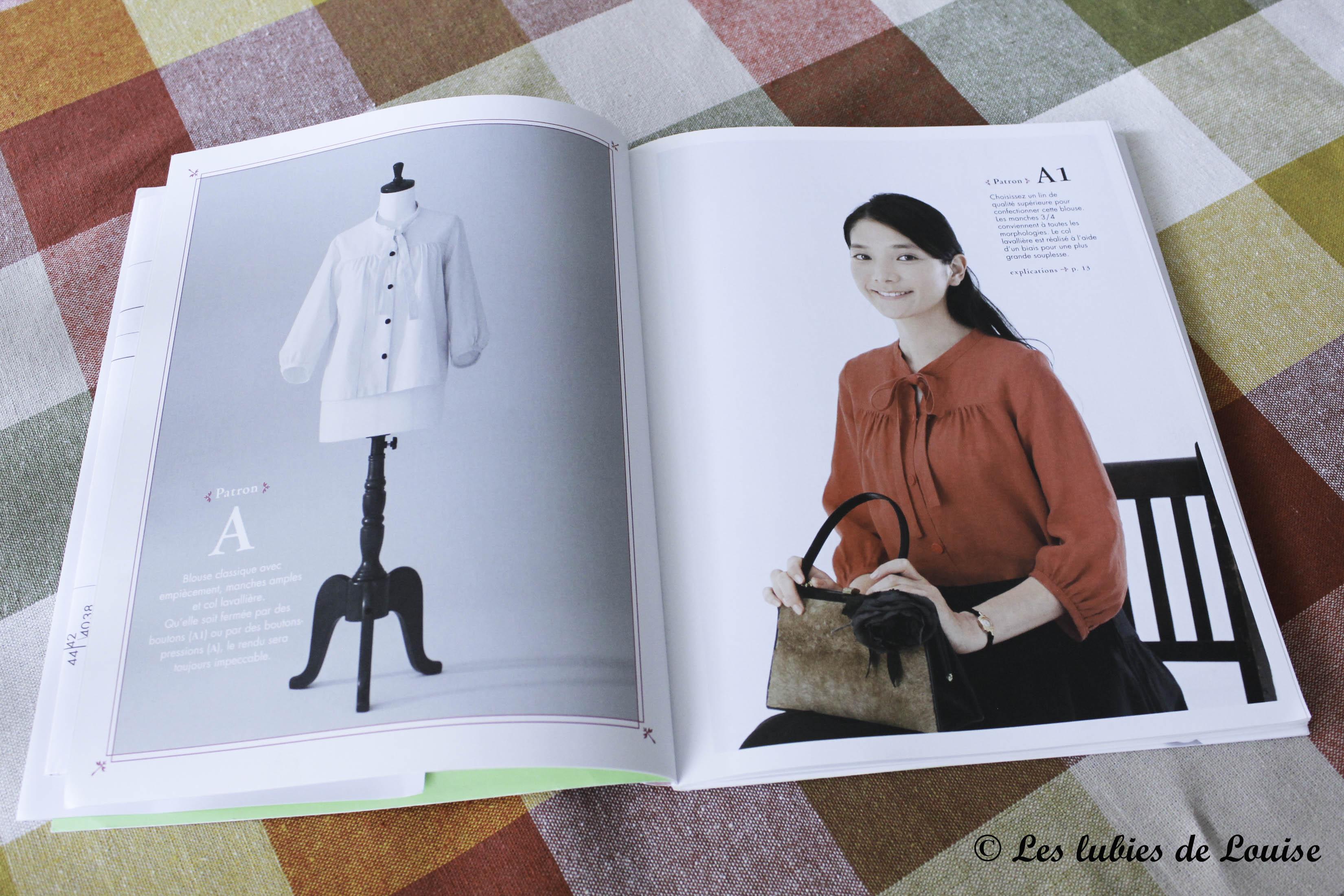 Tenues chic des robes pour sortir Aoi Koda Secret de couturières - Les lubies de Louise (3 sur 6)