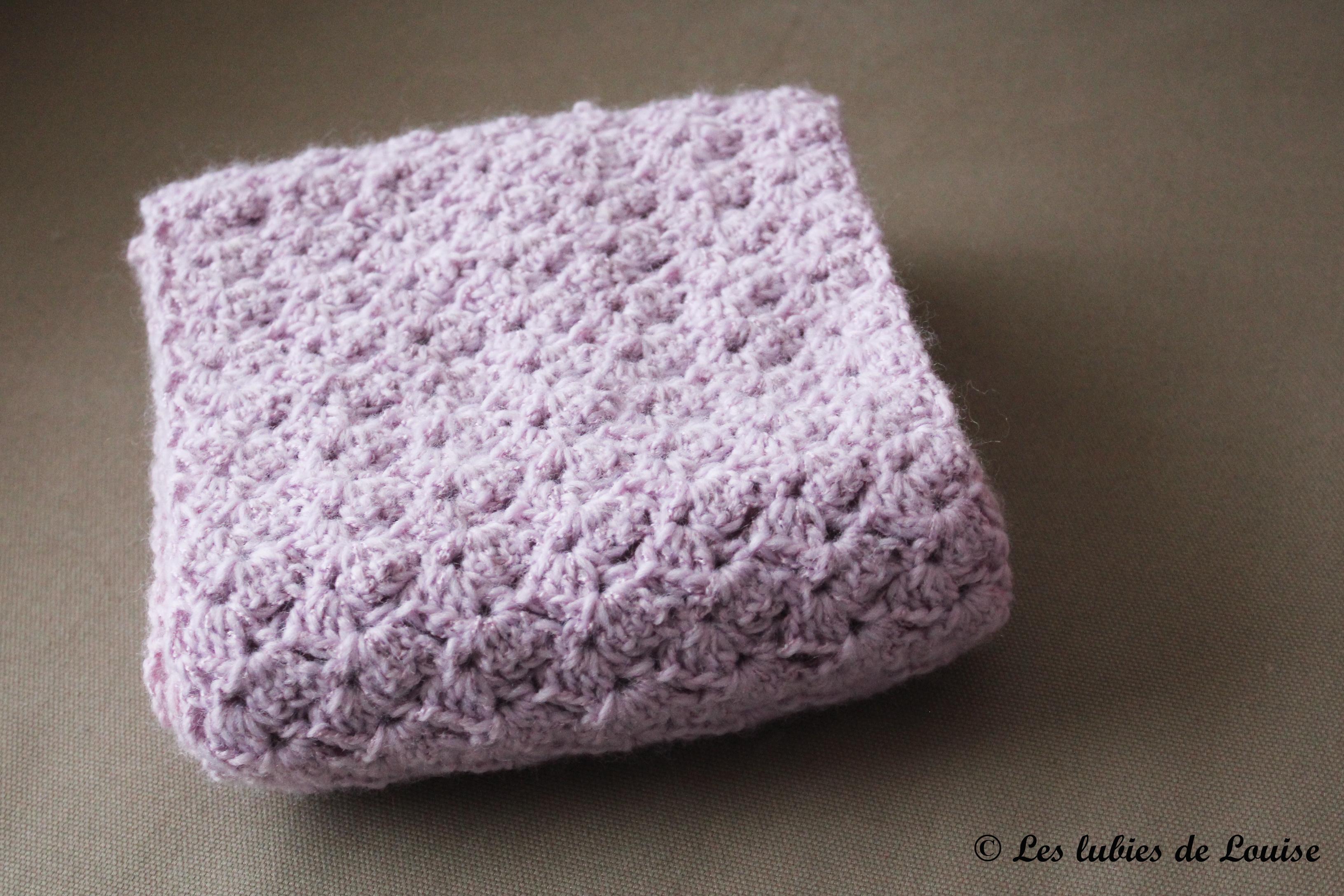 Tuto echarpe crochet debutant - Apprendre a tricoter debutant ...