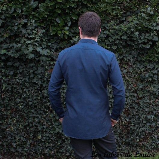 Chemise homme manches longues- les lubies de Louise-10