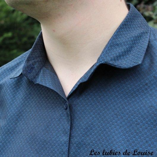 Chemise homme manches longues- les lubies de Louise-12