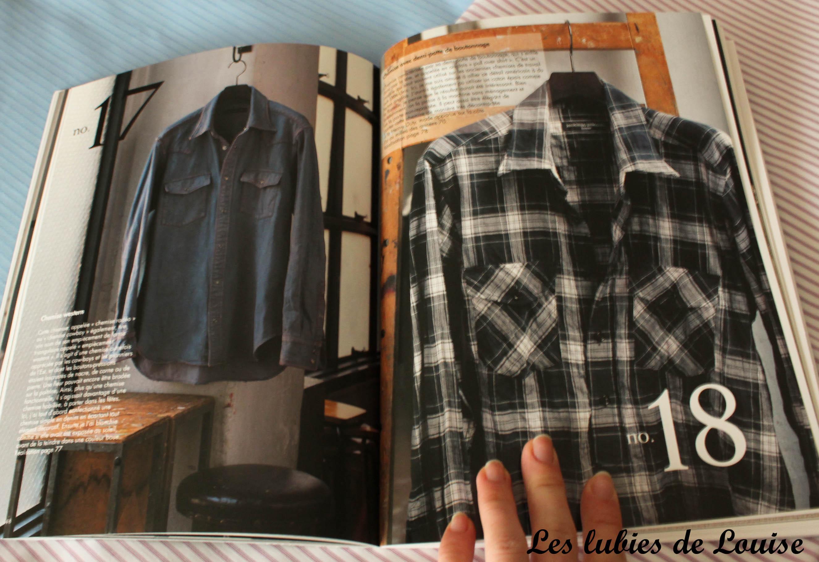 Les chemises Ryuichiro Shimazaki - les lubies de Louise-2