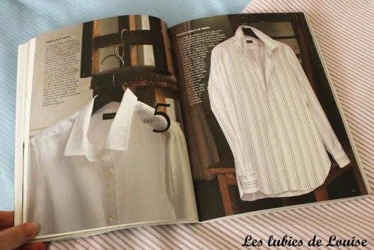Les chemises Ryuichiro Shimazaki - les lubies de Louise
