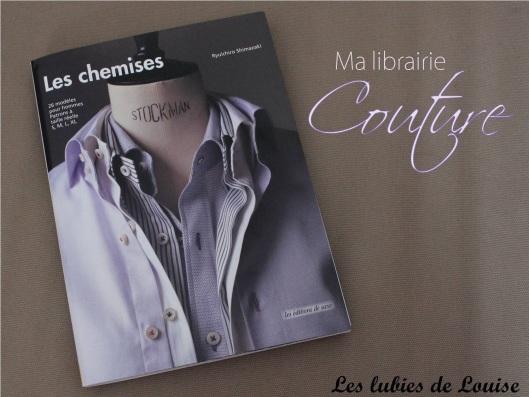 Les chemises Ryuichiro Shimazaki titre- les lubies de Louise-2